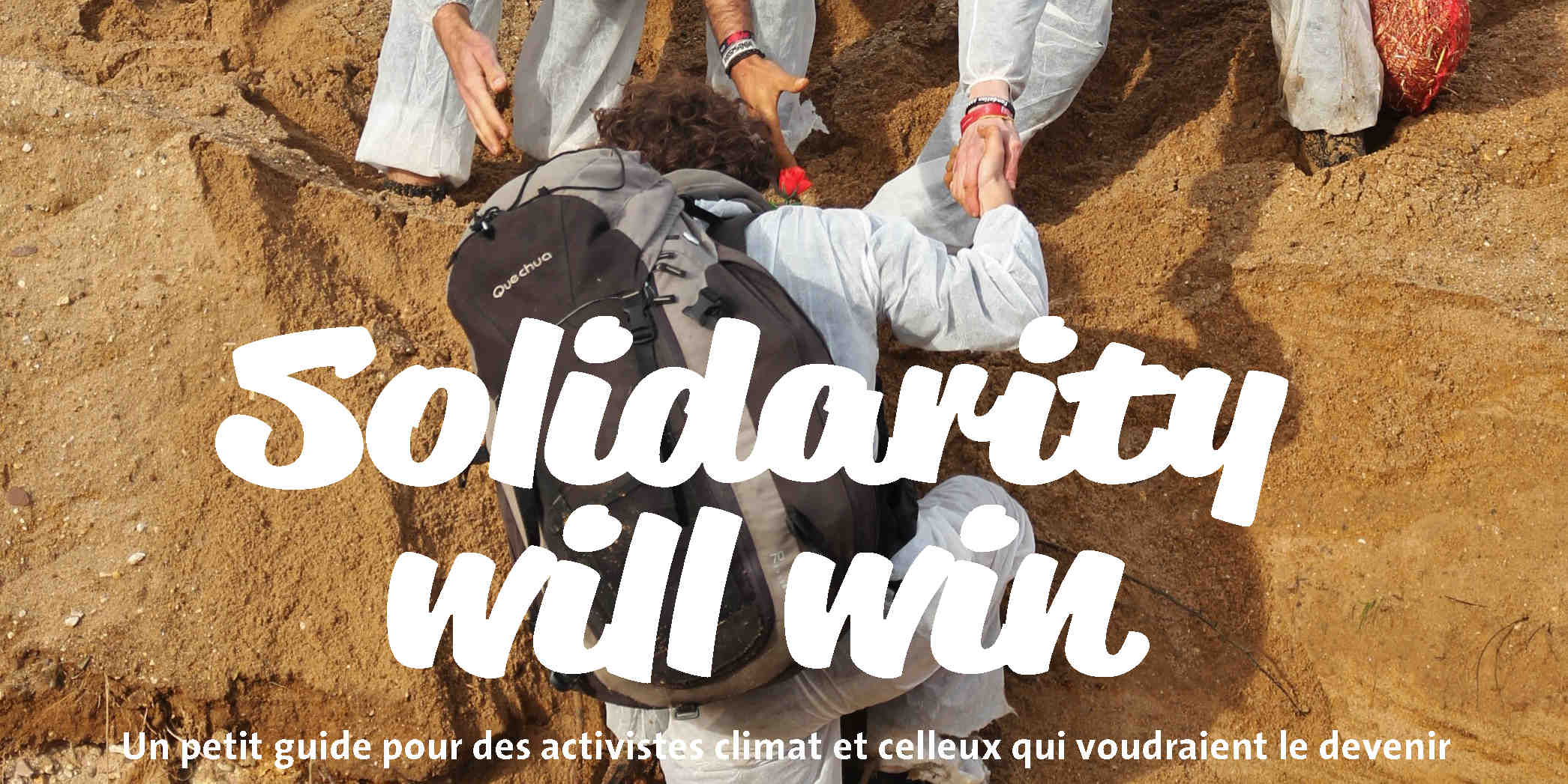 Image décorative de la brochure Solidarity will win